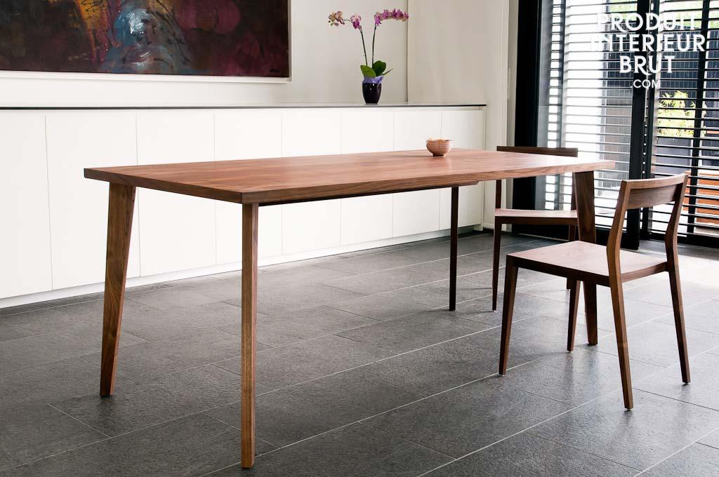 table esprit deco scandinave. Black Bedroom Furniture Sets. Home Design Ideas