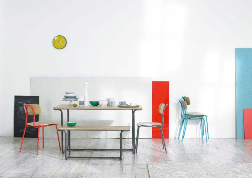 Table habitat for Deco habitat