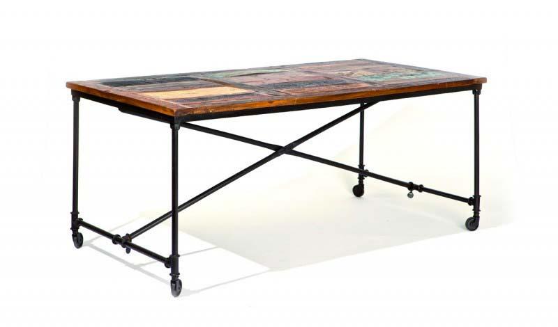 Plateau en bois pour table plateau de table ringo rond for Achat aquarium rond