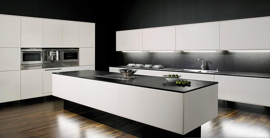 21 idées de cuisine pour votre loft
