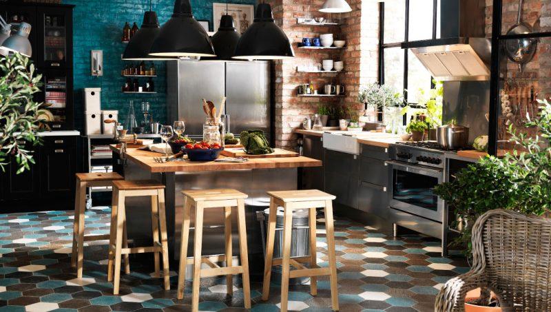 Ide Cuisine Ikea Beautiful Beautiful Pose De Cuisine Ikea Design