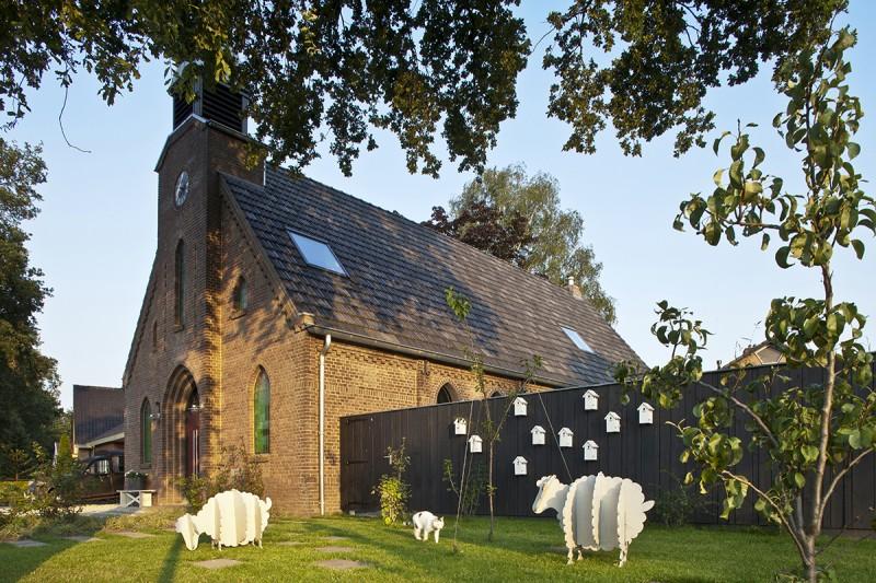 God's Loft Story' par LKSVDD Architectes