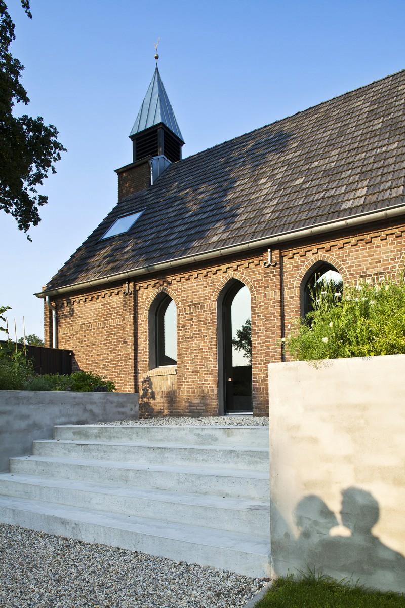 Eglise au Pays-Bas