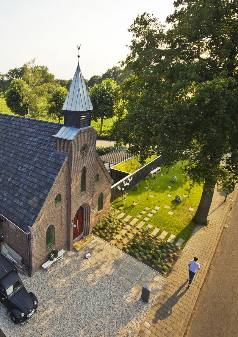 Eglise en loft