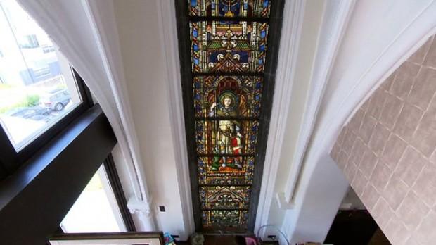 Chapelle en loft sur M6