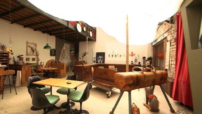 Cabinet de curiosit s dans ma maison est la plus originale - Deco cabinet de curiosite ...