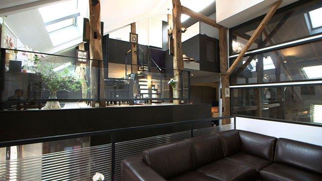 grange transform e en loft dans ma maison est la plus. Black Bedroom Furniture Sets. Home Design Ideas