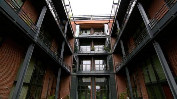 Loft à Rouen dans Ma maison est la plus originale