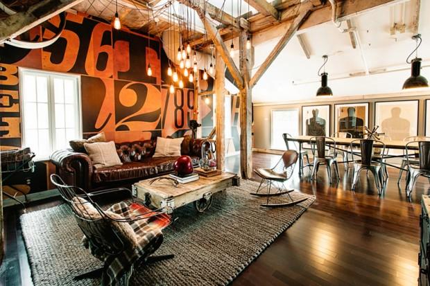 SND CYN Studios, bureaux dans un loft en Californie