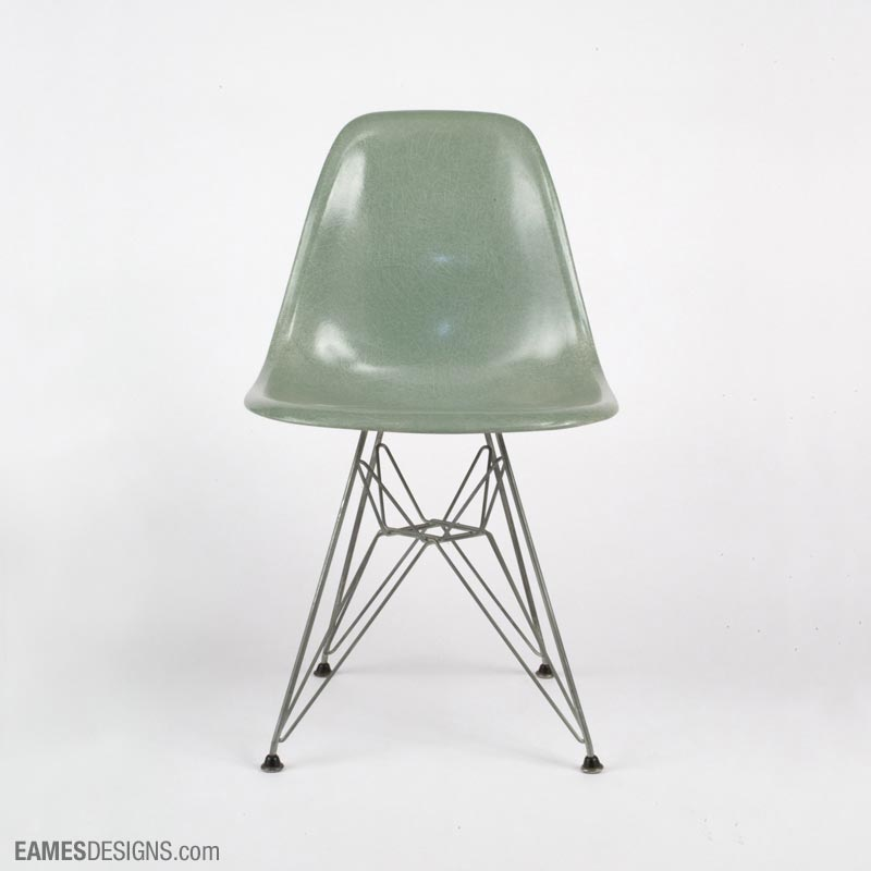 Chaise eames dsr for Chaise vitra eames prix