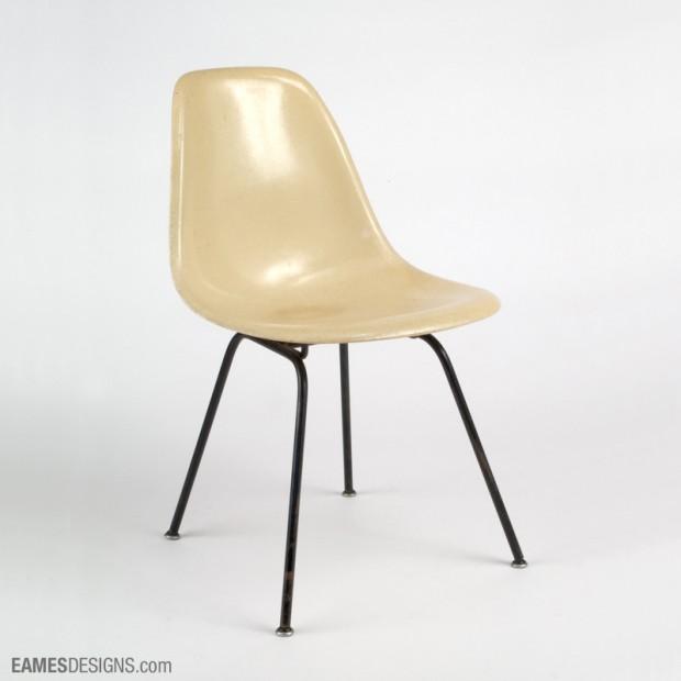 Chaise eames dsx notre loft blog d co id es d co et for Ou acheter chaise eames