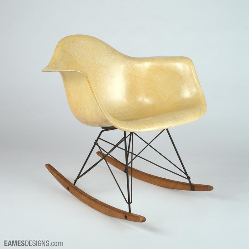 Chaise eames rar vintage - Chaise charles eames pas cher ...