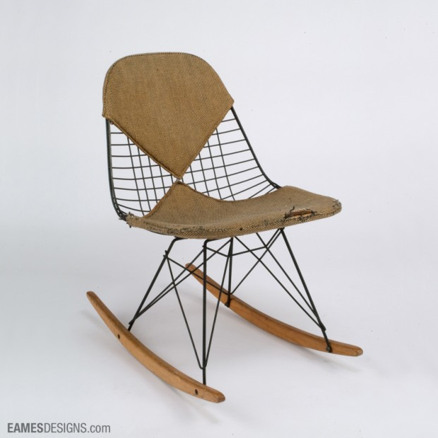 Chaise eames rkr for Chaises eames montreal