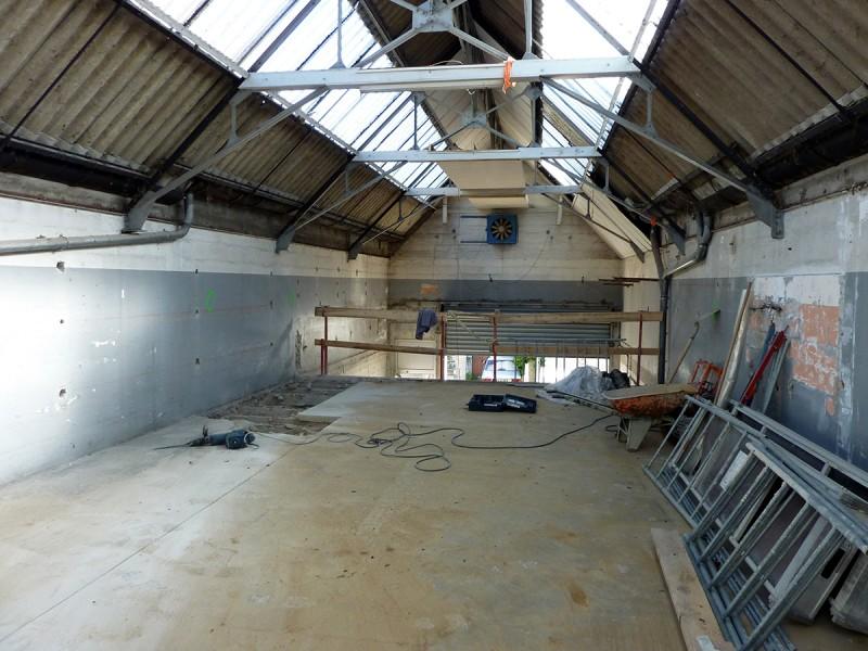 Loft en longueur angers - Hangar transforme en loft ...