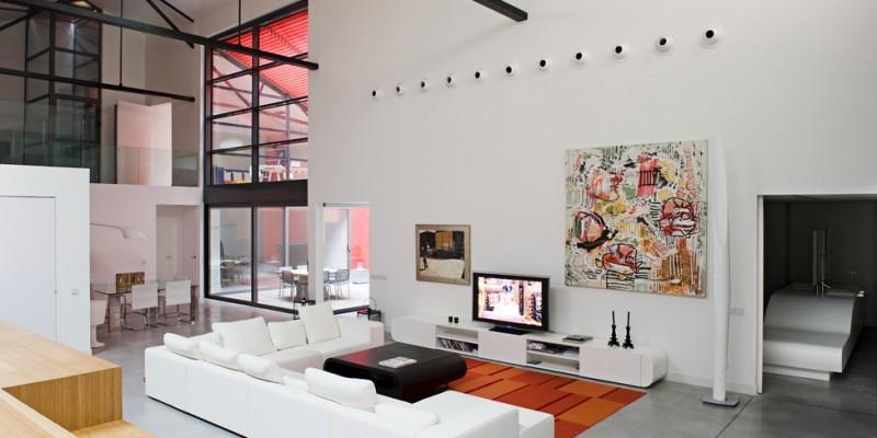 Luxueux loft à Bordeaux