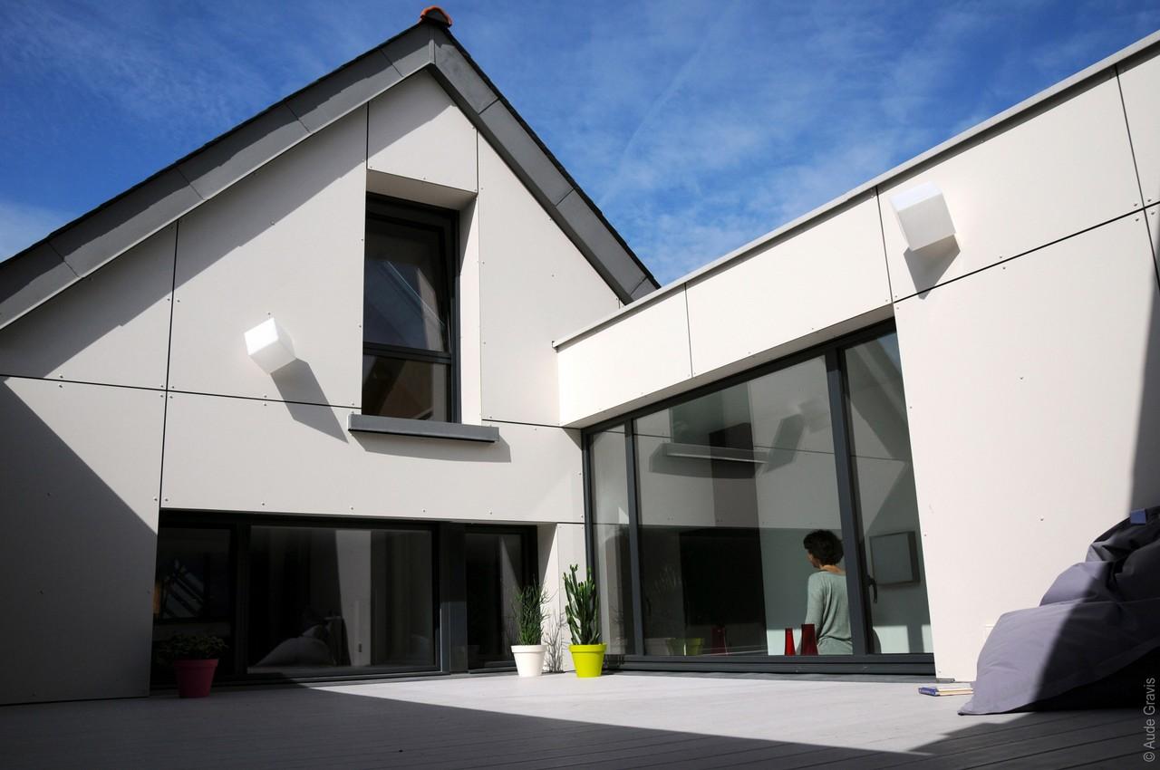 Loft en longueur à Angers