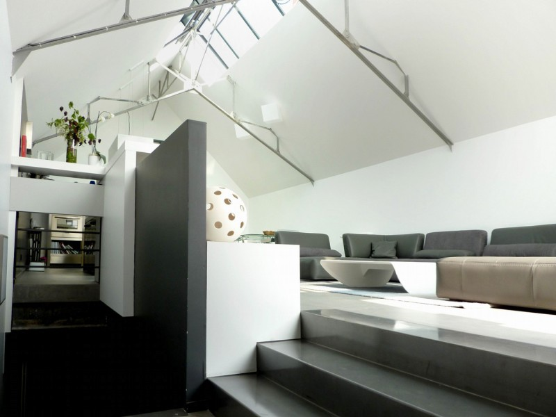 loft en longueur angers. Black Bedroom Furniture Sets. Home Design Ideas