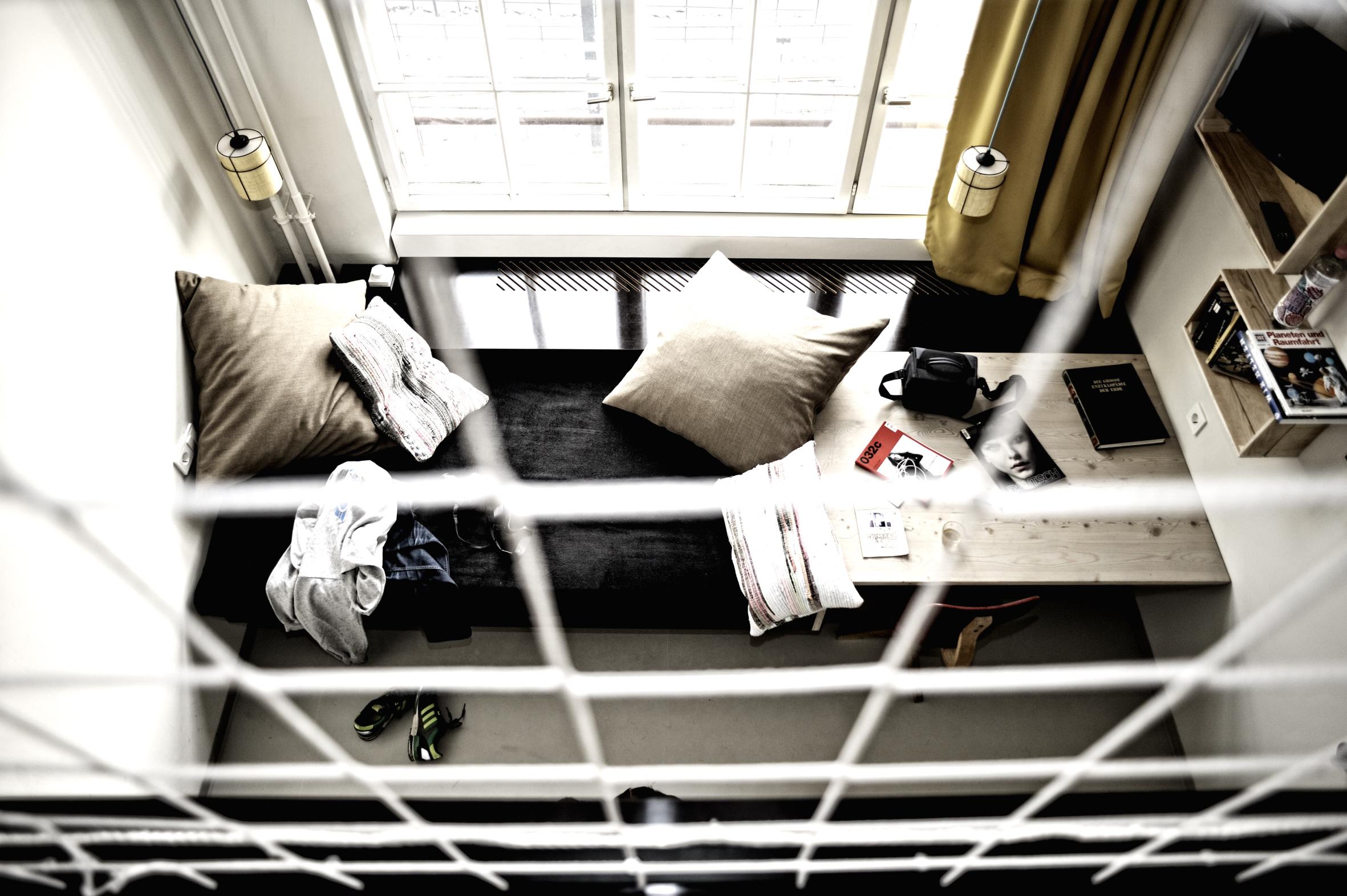 Chambre loft à Berlin
