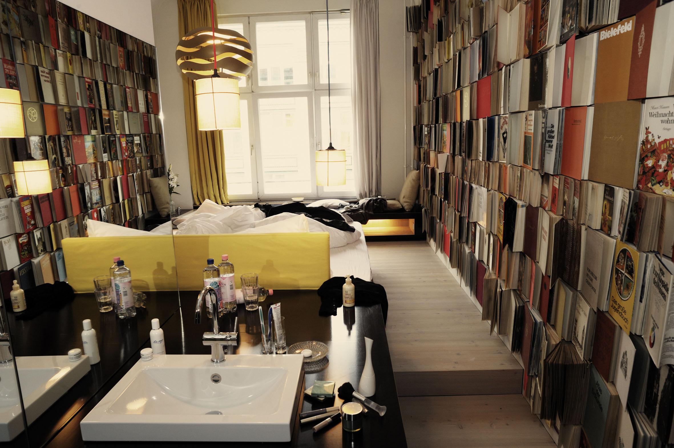 Chambre hôtel à Berlin
