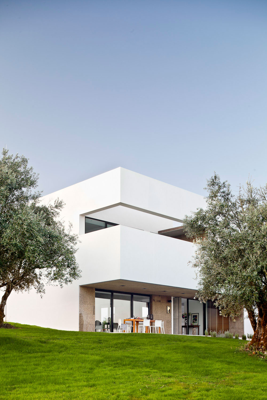 9 Maisons D Architectes Atypiques