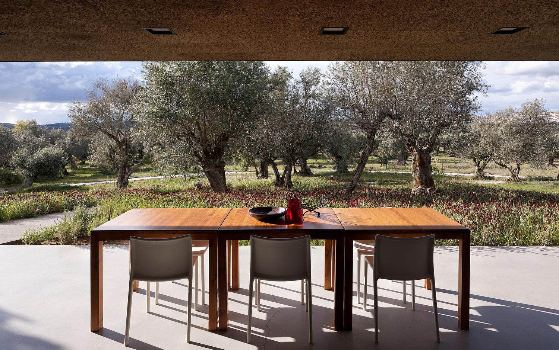 salon de jardin contemporain. Black Bedroom Furniture Sets. Home Design Ideas