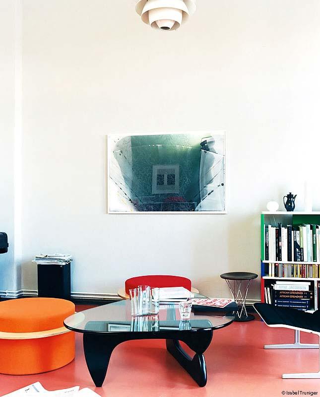 Coffee table Vitra par Isamu Noguchi