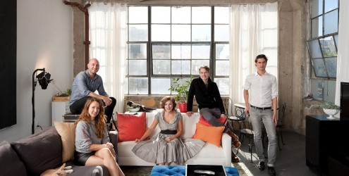 Loft entre amis à New York