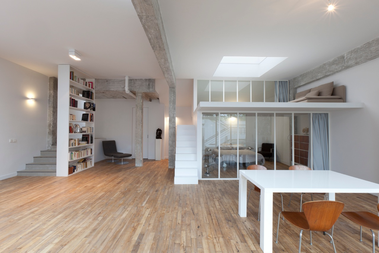 Loft paris for Loft a acheter paris