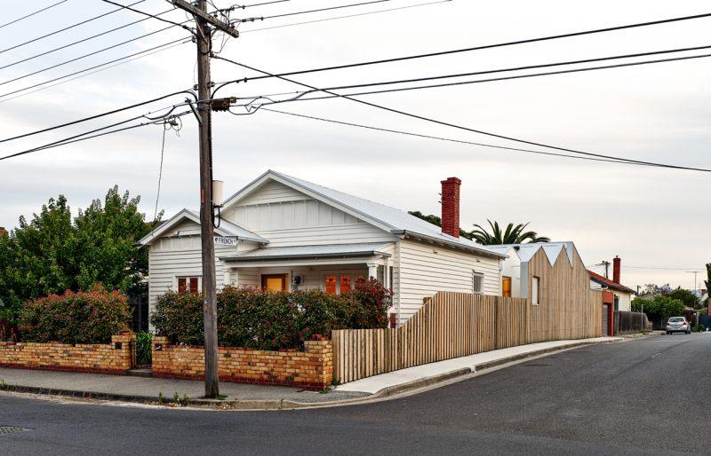 Maison esprit bungalow