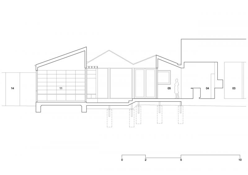 Maison avec extension esprit loft for Acheter une maison en australie