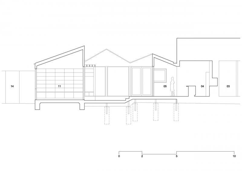 Maison avec extension esprit loft - La maison trojan melbourne ...