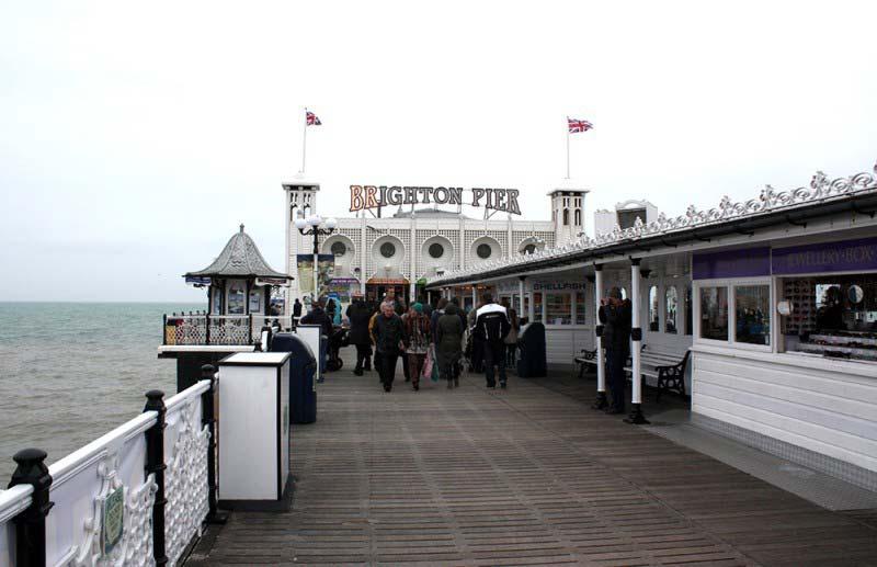 Photo du Pier de Brighton