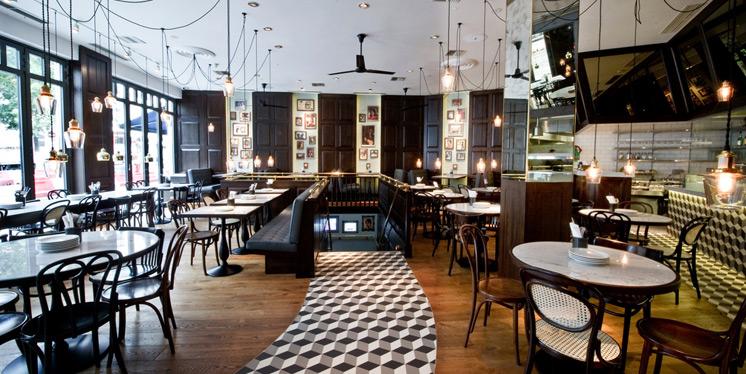 Restaurant Indien Londres Dishoom