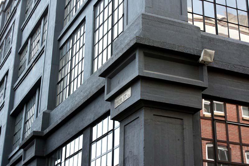 Immeuble de lofts à Londres