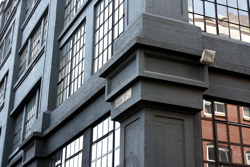 immeuble de lofts londres