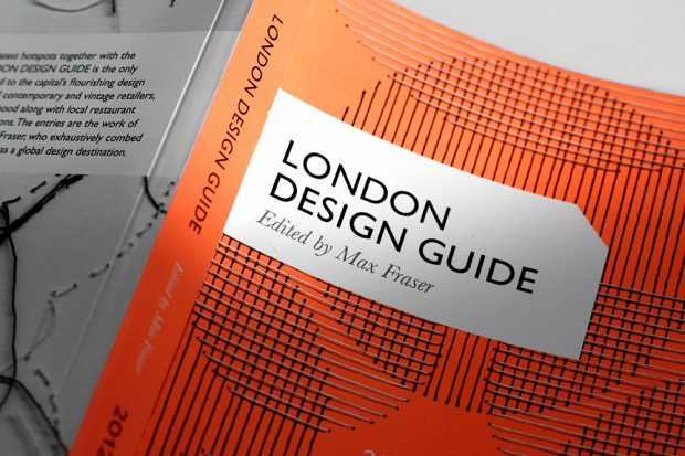 London Design Guide, shopping deco à Londres