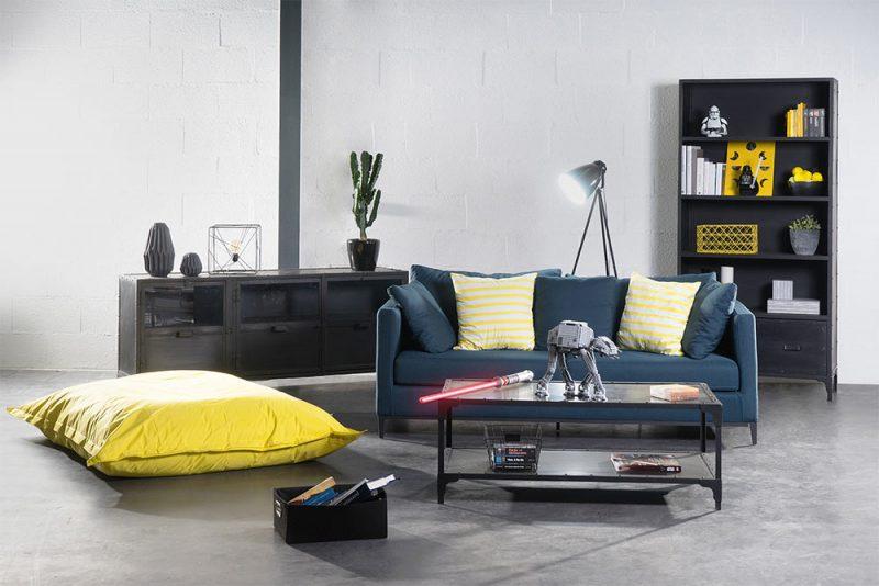 11 boutiques de mobilier industriel antiquit s. Black Bedroom Furniture Sets. Home Design Ideas