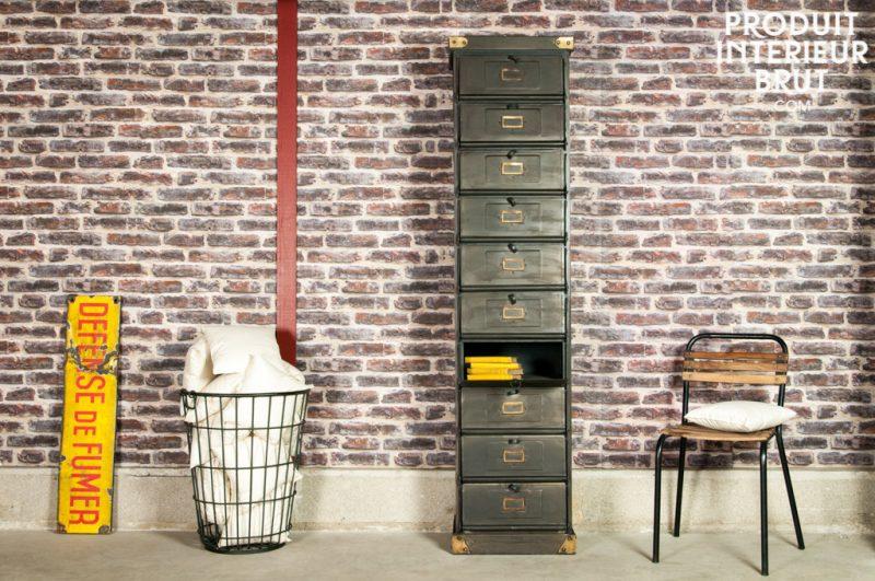 9 boutiques de mobilier industriel antiquit s. Black Bedroom Furniture Sets. Home Design Ideas