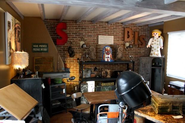 10 boutiques de mobilier industriel antiquit s - Livre mobilier industriel ...