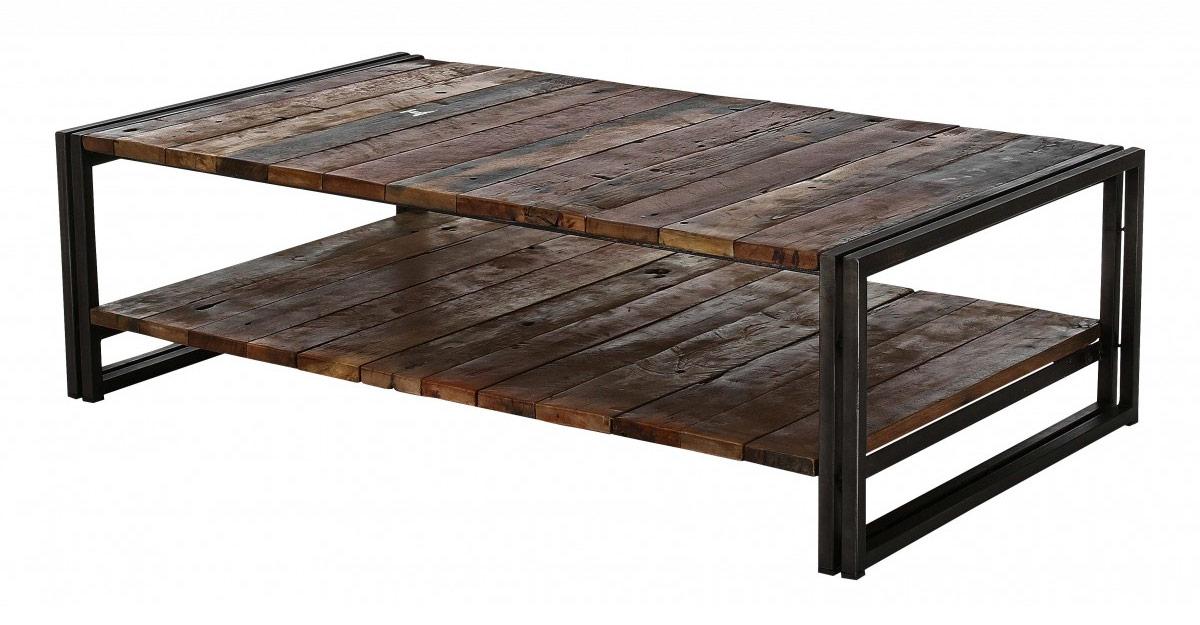 Table basse deux plateaux - Table basse deux plateaux ...