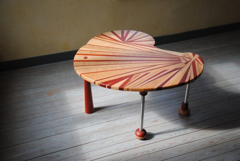 Table basse de créateur