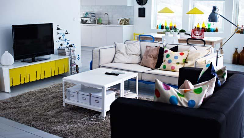 Table basse Ikea