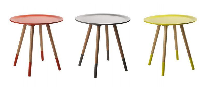 table basse tripode. Black Bedroom Furniture Sets. Home Design Ideas