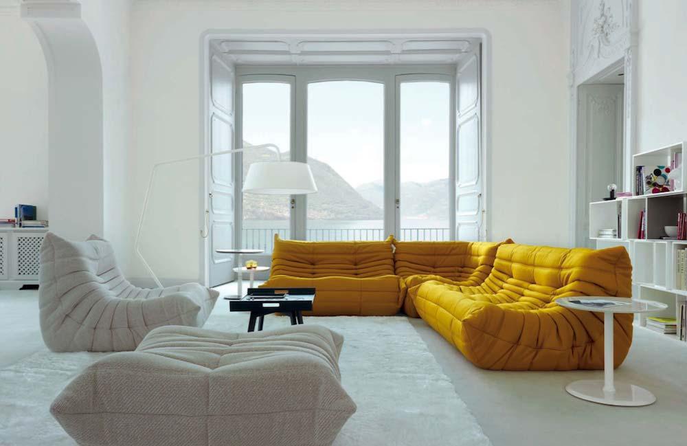 table basse ligne roset. Black Bedroom Furniture Sets. Home Design Ideas