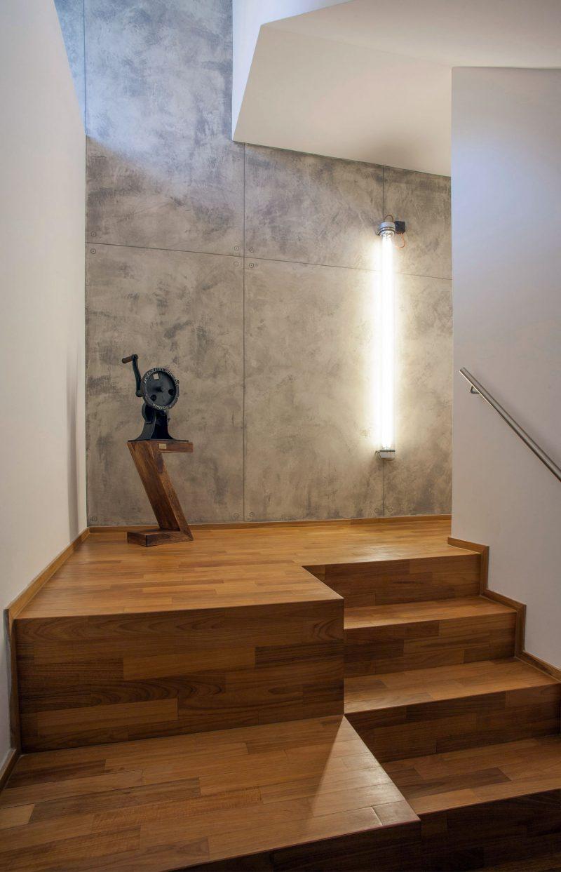 Palier de l\'escalier