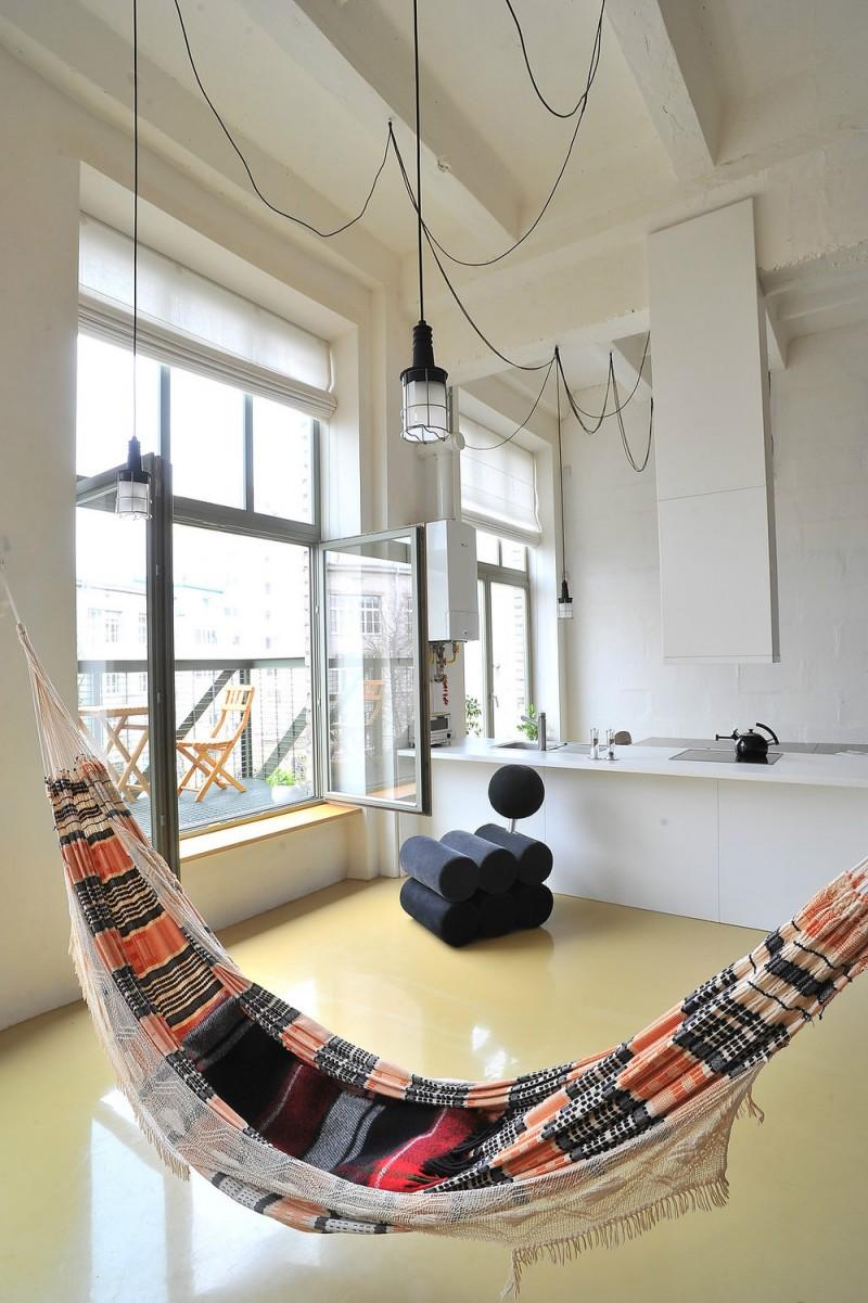 Loft design à Vilnius