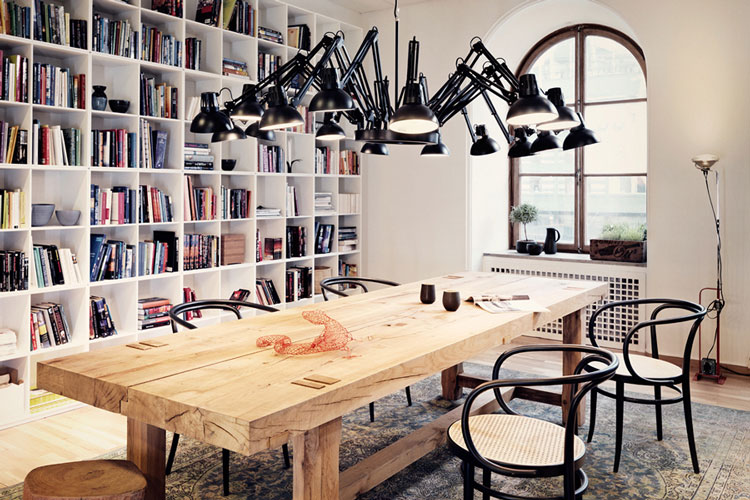 suspension dear ingo moooi - Suspension Luminaire Style Industriel