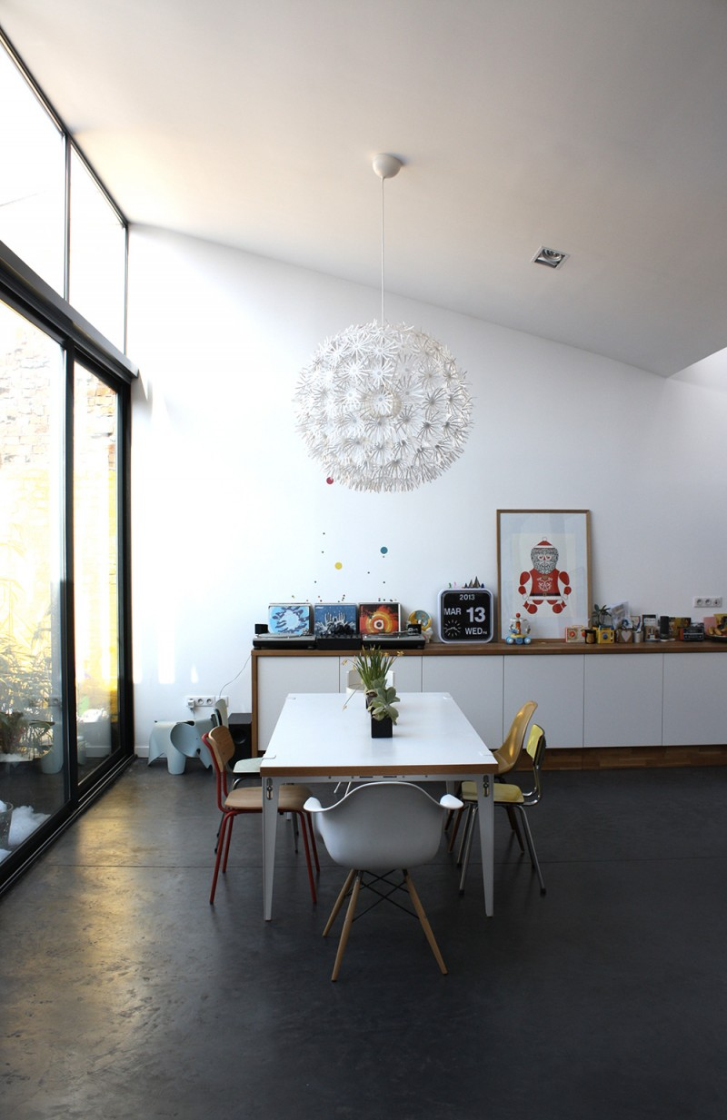 21 id es d co de suspension - Photos de loft amenager idees ...
