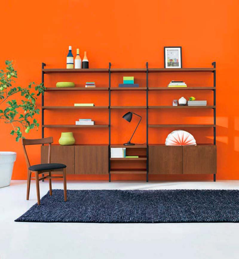etagere modulable am pm taktik. Black Bedroom Furniture Sets. Home Design Ideas