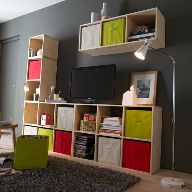 mixxit castorama syst me de rangement pas cher. Black Bedroom Furniture Sets. Home Design Ideas